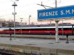 stazione di Santa Maria Novella a Firenze