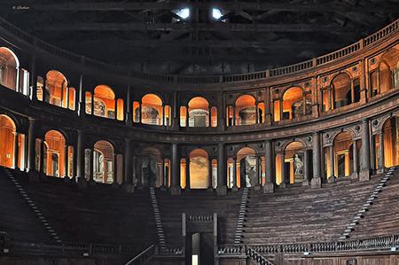 Teatro Farnese di Parma