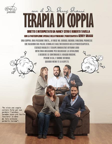 'Terapia di coppia con il Dr. Gerry Grassi'