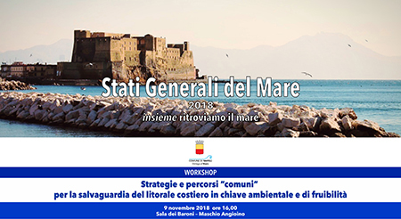 Workshop Stati Generali del Mare