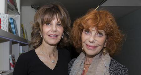 Roberta Paolopoli e la mamma Simona Marchini