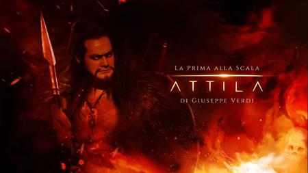'Attila' di Giuseppe Verdi Prima alla Scala di Milano