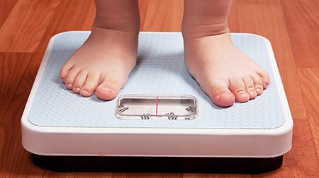 bambini sovrappeso