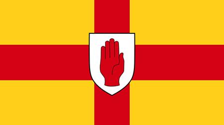 Bandiera dell'Ulster