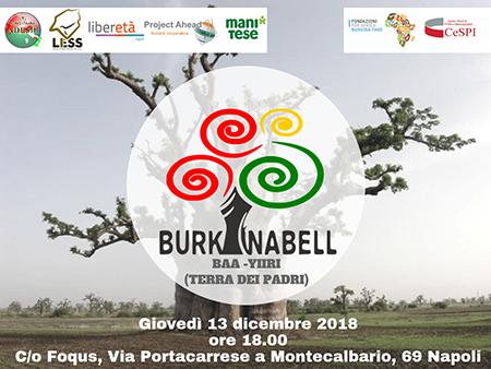 Burkinabell Baa-Yiiri