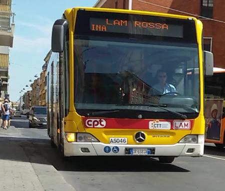 Bus Pisa