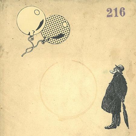 'Capodoglio 216' di Bucha
