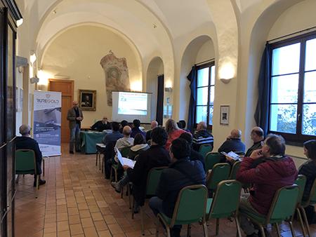 Convegno Ischia (NA): 'Le tecnologie FRCM: normative e case histories'