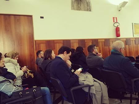 Convegno 'Magistratura e Politica a confronto' Tribunale di Nola (NA)