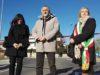 inaugurazione rotatoria Capannoli (PI)