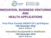 'Innovation, Business Venturing and Health Applications'