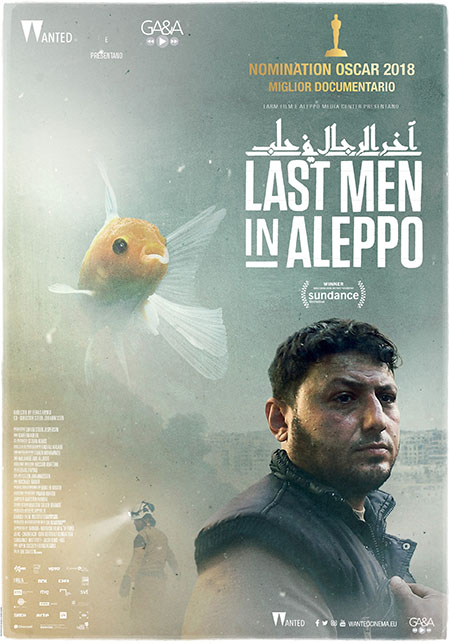 'Last men in Aleppo'