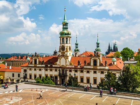 Monastero Loreto a Praga