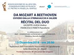 'Da Mozart a Beethoven alla Luna'