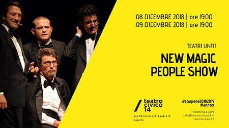 'New magic people show'