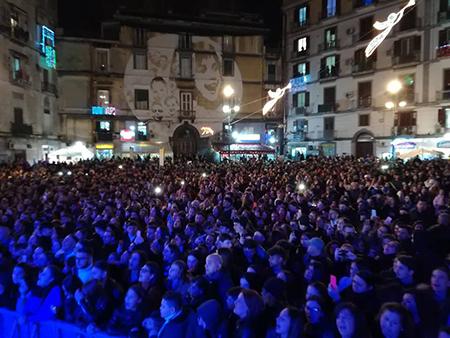 Notte bianca dell'Immacolata - Benvenuti al Rione Sanità' - Napoli