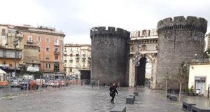 Porta Capuana Napoli
