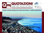 Copertina Quotazioni Metroquadro Salerno e Provincia 2018