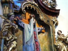 Santa Starosta di Praga