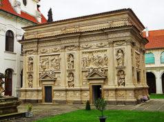 Santuario di Loreto a Praga Santa Casa