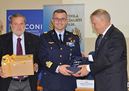 """– Trofeo """"Amici dello Sport"""" del CONI alla Scuola Specialisti dell'Aeronautica Militare - ph. Aeronautica Militare"""