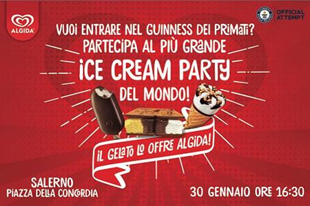 Algida Ice Cream Party