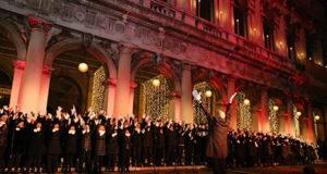 Big Vocal Orchestra Piazza San Marco Venezia ph Matteo Bevilacqua