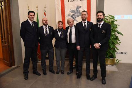 'Buywine' e 'Anteprime di Toscana'