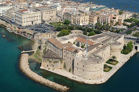 Castello Aragonese di Taranto ph Marina Militare