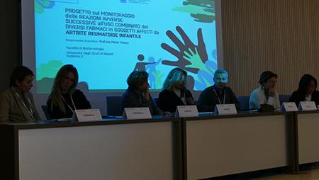 Conferenza artrite reumatoide infantile