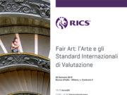 air Art: l'arte e gli standard internazionali di valutazione