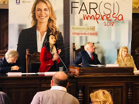 'FAR(SI) impresa' - Sonia Palmeri