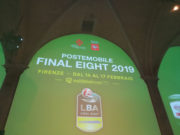 Final eight coppa Italia basket