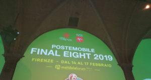 Final eight coppa Italia basket