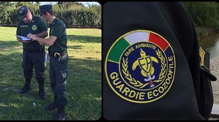Guardia Ecozoofila e Ambientale di FareAmbiente
