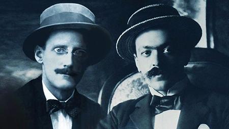 James Joyce e Italo Svevo
