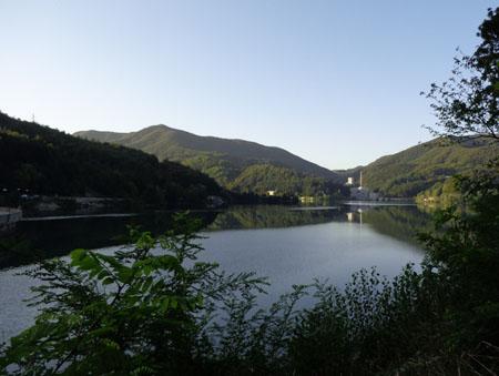 Lago Brasimone