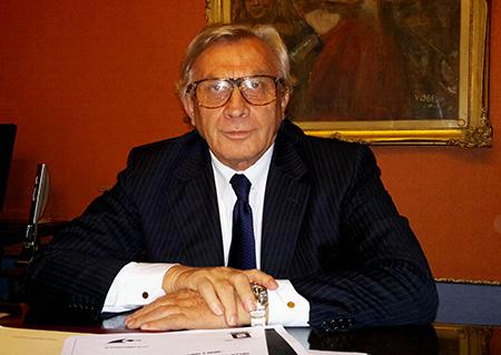 Luigi Grispello - foto Renato Rizzardi