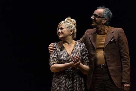 'Lunga giornata verso la notte' regia Arturo Cirillo - Diego Steccanella