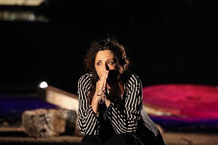 Manuela Mandracchia in 'Mare Mater'
