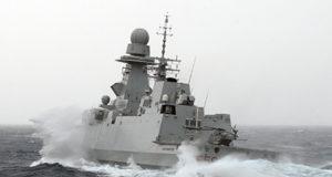 Nave Margottini Campagna MOMA ph. Marina Militare