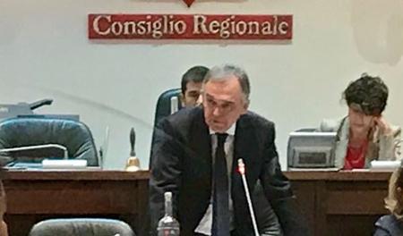 Rossi Consiglio regionale