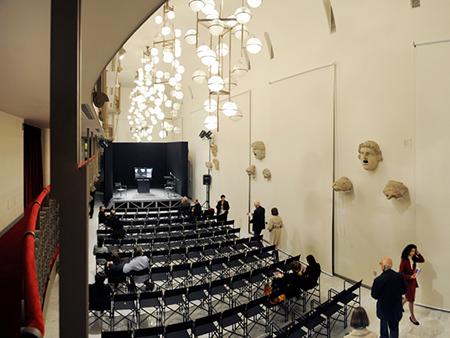 Sala Squarzina Teatro Argentina Roma