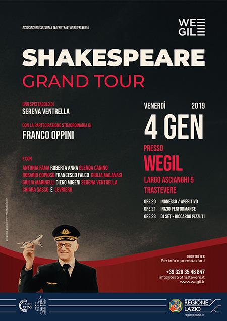 'Shakespeare Grand Tour'