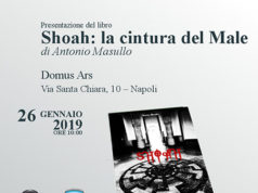 'Shoah - La cintura del Male' di Antonio Masullo