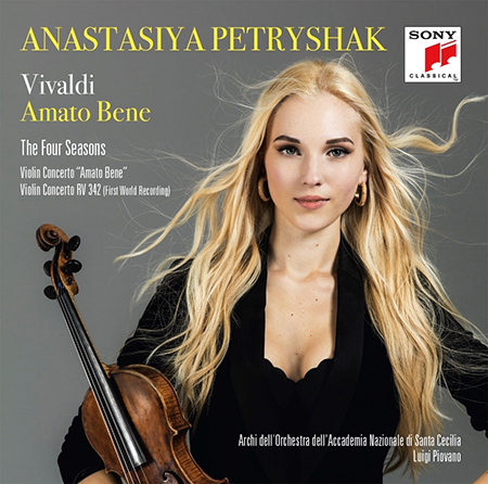 Anastasyia Petryshak