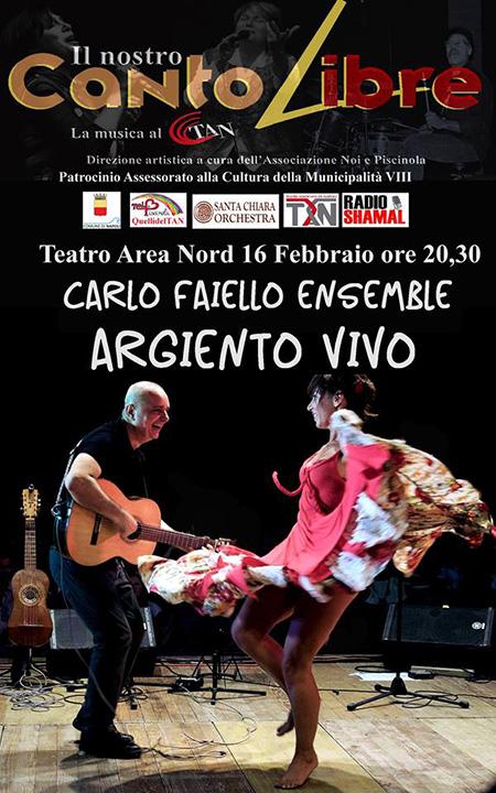 'Argiento Vivo' Carlo Faiello