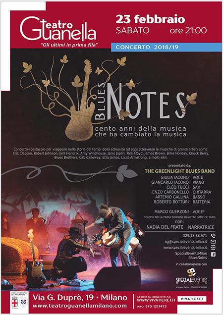 'Blues Notes'