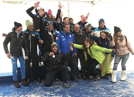Campionati Italiani Master Sci alpino