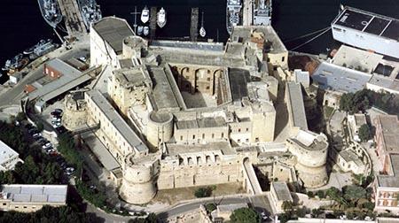 Castello Svevo di Brindisi ph Marina Militare